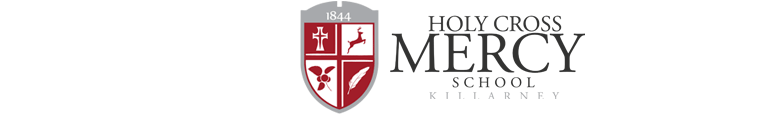 Holy Cross Mercy School Retina Logo